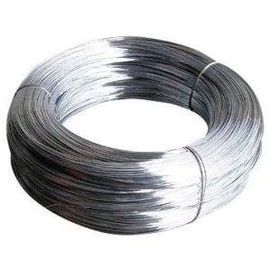 0.8mm Galvanized Steel Wire Galvanized Tie Wire pictures & photos