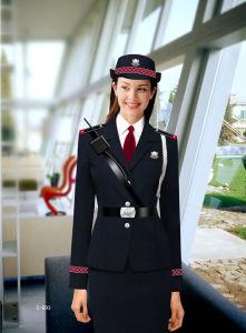 Guard Uniform Clothing, Security Uniform, Women Guard Clothes-Se006 pictures & photos