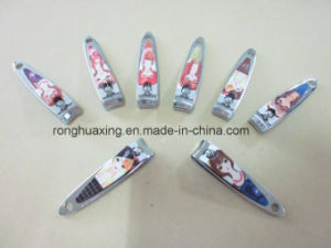 5.3cm Small Beauty Girl Coating Nail Clipper N-602I pictures & photos