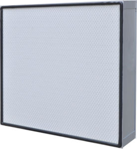 Low Resistance H13 HEPA Air Filter for Cleanroom pictures & photos