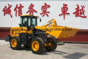 2, . 8 Tons hydraulic Control Wheel Loader (LQ928) with AC pictures & photos