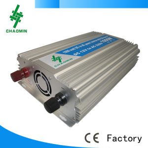 New 1000W DC12V AC220V UPS+Solar Controller Home System Inverter