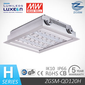 IP66 Rated 120 W LED Gas Station Light with Motion Sensor pictures & photos