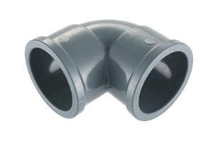 CPVC Pipe Fittings Elbow (DIN) pictures & photos