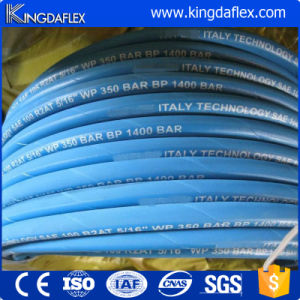 High Pressure Jetting Power Washer Hydraulic Hose with Fittings pictures & photos