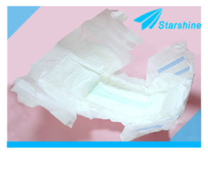 Printed Disposable Adult Diaper with OEM Service