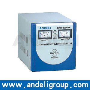Fully Automatic AC Voltage Regulator (SAR) pictures & photos