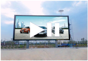 You Tube Video Outdoor Anti-Low Temperature and Energy Saving LED Display (P8 P5 P6 P10) pictures & photos
