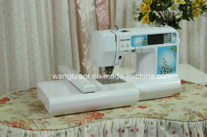 2015 Household Computer Embroidery Machine for Home Use Es900n