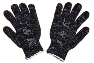 Knitted Safety Glove (JK41006) pictures & photos