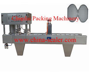 Automatic Dehumidifier Box Filling Sealing Machine pictures & photos