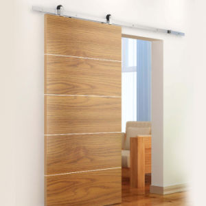 Wood Sliding Door Hardware for Door Accessores pictures & photos