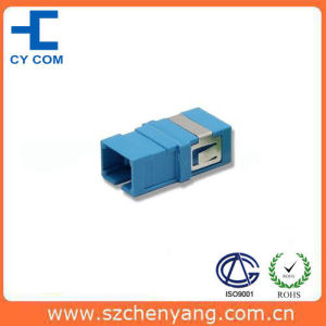 Sc Upc Fiber Optic Adapter-Sm/Mm
