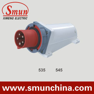 63A 125A 3p+N+E IP67 5pin Industrial Plug and Socket pictures & photos