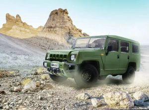 BAW Warrior 4*4 Jeep pictures & photos
