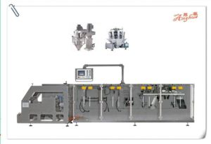 Automatic Horizontal Packing Machine for Coffee Powder (roll film type) pictures & photos