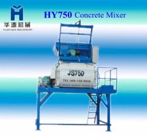 Automatic Concrete Mixer Js750 Concrete Mixer
