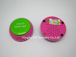 Easy Button, Sound Button, Voice Recorder, Sound Box (S-2013) pictures & photos