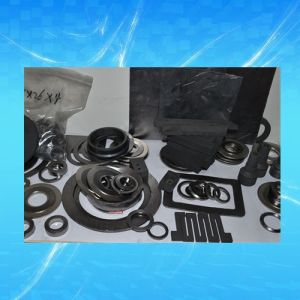 Metal Graphite Material Spiral Wound Gasket Made in China pictures & photos