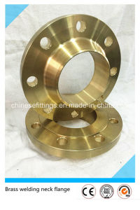 ASME/DIN/JIS Forged Wnrf Brass Flanges pictures & photos