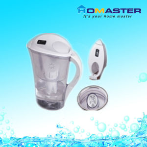Household Portable Water Pot with Filter (HWP-02) pictures & photos