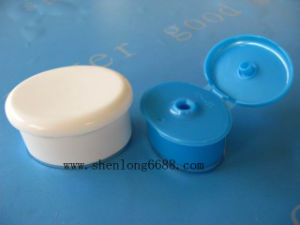 PP Plastic Shampoo Bottle Cap 200g 400g pictures & photos