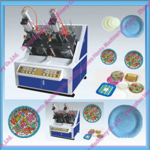 High Speed Cake Plate Forming Machine pictures & photos