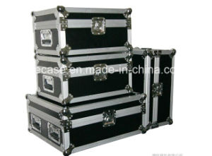 Custom Heavy Duty Aluminum Storage Case with Sponge EVA Foam Insert pictures & photos