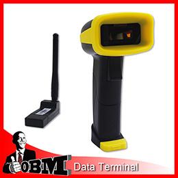 Wholesale Wireless Laser Handheld Barcode Scanner (OBM-380)