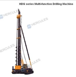 Multifunctional Pile Driver (HDG series) pictures & photos