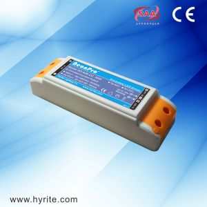 30W 12VDC Plastic Case LED Driver with Ce pictures & photos