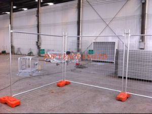 Od 32 X 2.00mm Pipes Mesh 60mm X 150mm X 4.00mm As4687 Standard Temporary Fencing Panels pictures & photos