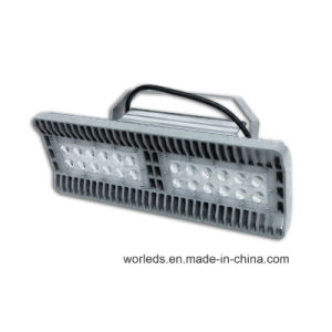 80W Thin High Bay/Flood Light for Warehouse with Aisles (BTZ 220/80 55 J)