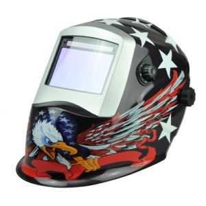Auto Darkening Welding Helmet (WH8912206) pictures & photos