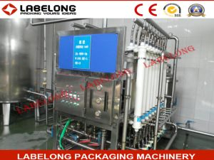 2000L/H Hollow Fiber UF System for Mineral Water pictures & photos
