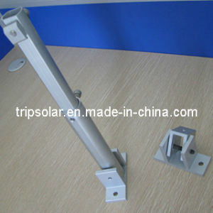 Adjustable Solar Mounting Rear Leg