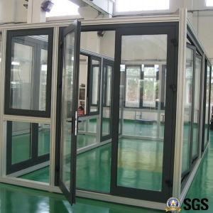 Good Quality Thermal Break Aluminum Casement Door, Aluminium Door, Door K06012 pictures & photos