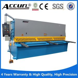 Plastic Plate Guillotine Shearing Machine pictures & photos