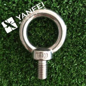 Stainless Steel Eye Bolt DIN580 for Lifting pictures & photos