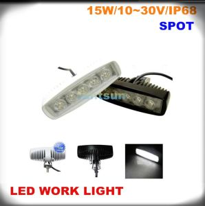 Hot Sale! LED Work Light 16W Spot/Flood Beam, IP68, CE Emark pictures & photos