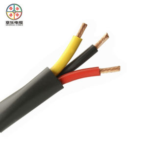 PVC Insulation PVC Sheath Fleixble Wires, Electrical Cable for Instrument. pictures & photos