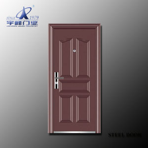 Powder Coat Steel Door pictures & photos
