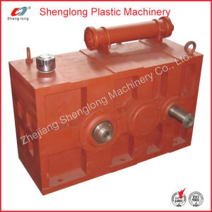 Single-Scew Plastic Extruder Gearbox for PVC Product (ZLYJ450-20) pictures & photos