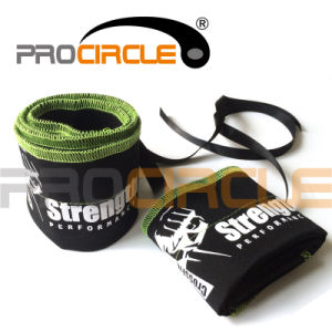 Crossfit Wrist Strap Weight Lifting Wrist Wraps (PC-WW1005) pictures & photos