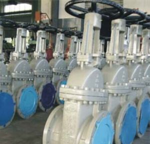 Hand Wheel OS&Y Through Conduit Gate Valve