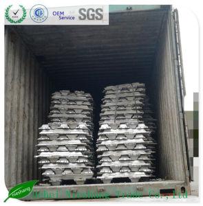 A7 Aluminium Ingot, Al Ingot 99.7% for Construction pictures & photos