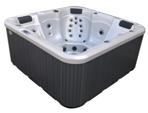 A520 SPA Product /Hot Tub SPA for 5 Person with 1 Lounge Seat pictures & photos