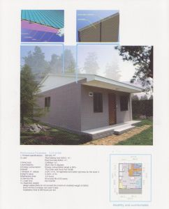 Factory Supply Low Price Prefab House