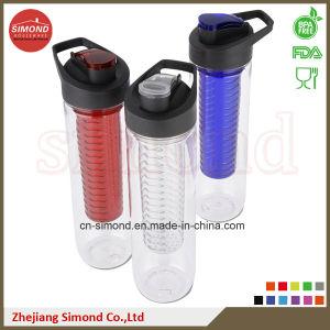 800ml Eco-Friendly Tritan Fruit Infusion Bottle BPA Free pictures & photos