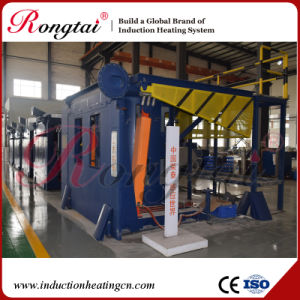 1t Energy Saving Induction Melting Furnace pictures & photos